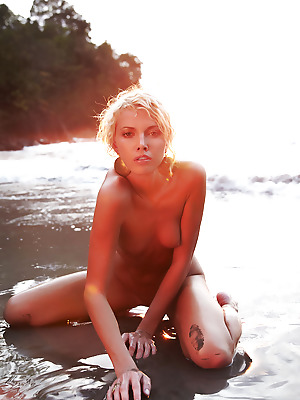Errotica-Archives  Lilly  Erotic, Softcore, Beach, Public Nudity, Flashing