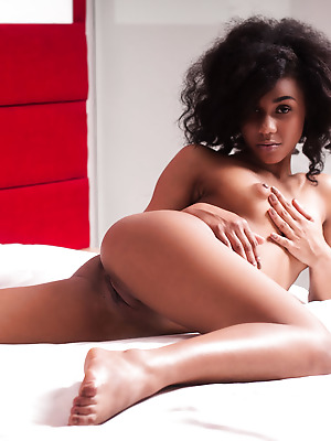 Amour Angels  Gana  Cute, Solo, Teens, Panty, Pussy, Ebony, Black