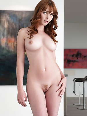 FemJoy  Maria C  Natural, Real, Beautiful, Amazing, Red Heads, Model, Softcore, Erotic, Cute, Dolls